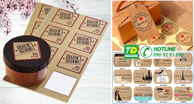 Hướng dẫn sử dụng và bảo quản giấy in Decal da bò