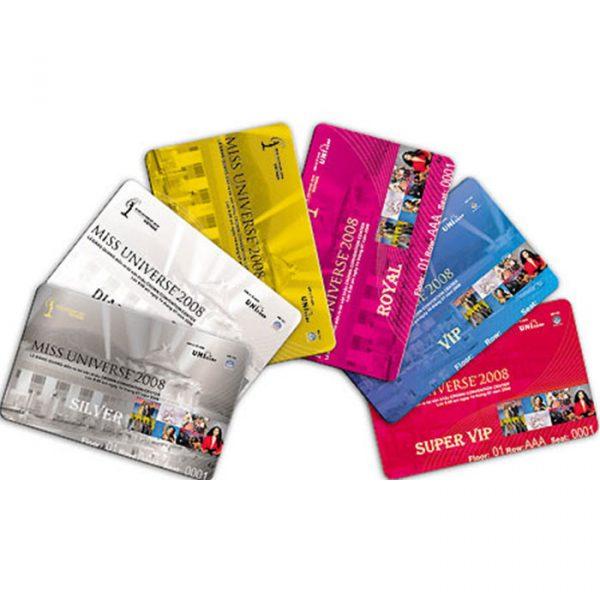 Dịch Vụ In Thẻ Nhựa, Thẻ Nhân Viên