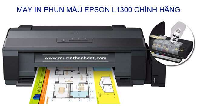 Mực máy in Epson L1300