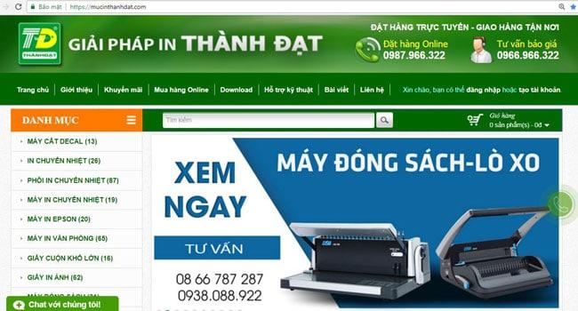 Mua ngay Máy Ép Màng Plastic YT 460 Khổ A2 giá tốt nhất tại Thành Đạt