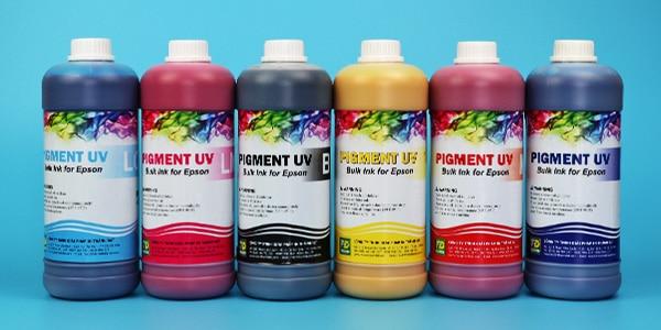 Mực in dầu Pigment UV