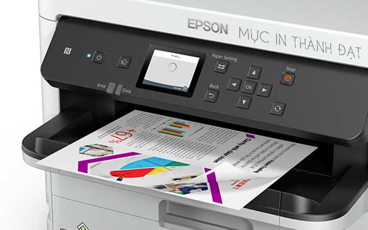 Máy in Epson C5290 in nhanh