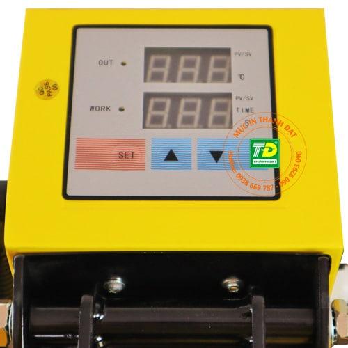 Bảng điều khiển Máy Ép Nhiệt 32x45 Nhập Khẩu Model 2019