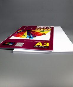 Giấy IN Card trơn bóng 2 mặt khổ A3 chính hãng, giá rẻ