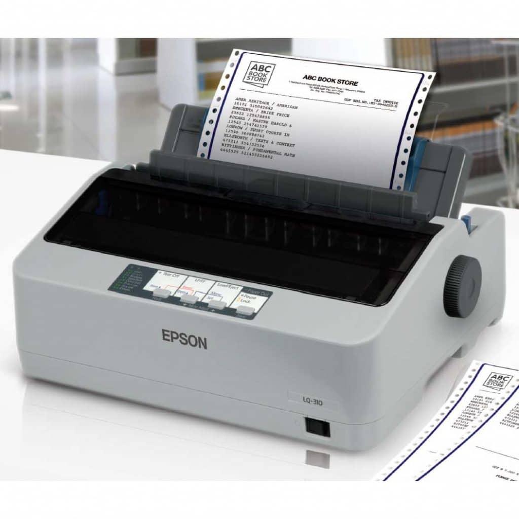 Download Driver máy in Epson LQ 310 cho Win 7, Win 10 (32 bit, 64 bit)