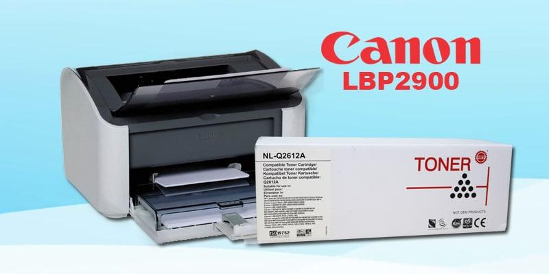 Cách cài đặt máy in Canon 2900 cho Win 7, Win 10