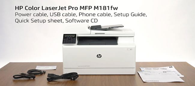 Máy IN HP Color LaserJet Pro M254DW chính hãng GIÁ SIÊU RẺ