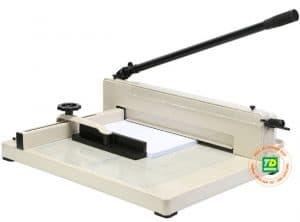 Bàn cắt giấy 500 tờ Bosser 858 A3