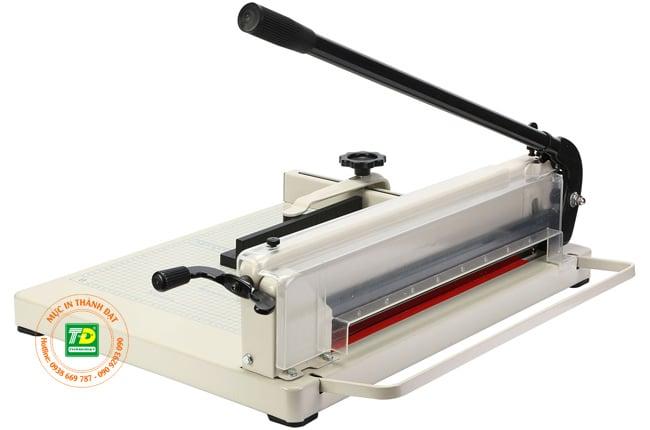 Bàn cắt giấy công nghiệp Bosser 858 A3