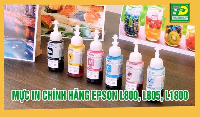 Mực in Epson L1800