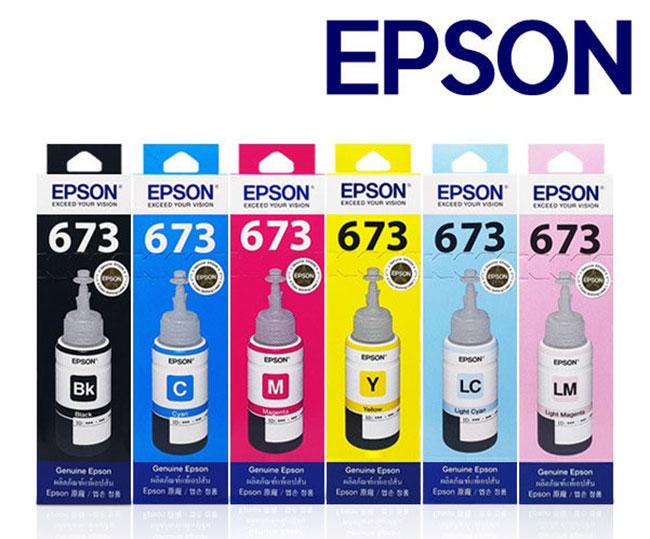 Mực in Epson L1800 chính hãng